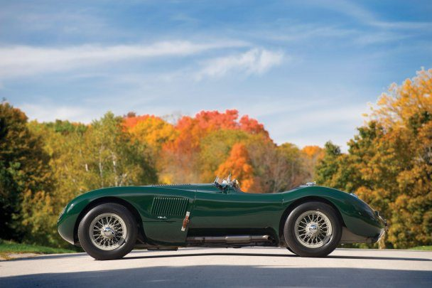 Jaguar C-Type (XK120C)