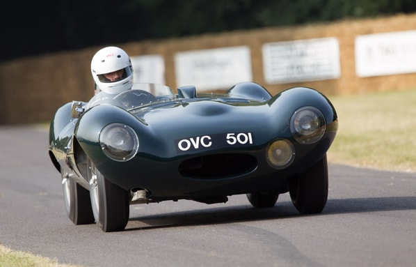 Jaguar D-Type OVC 501