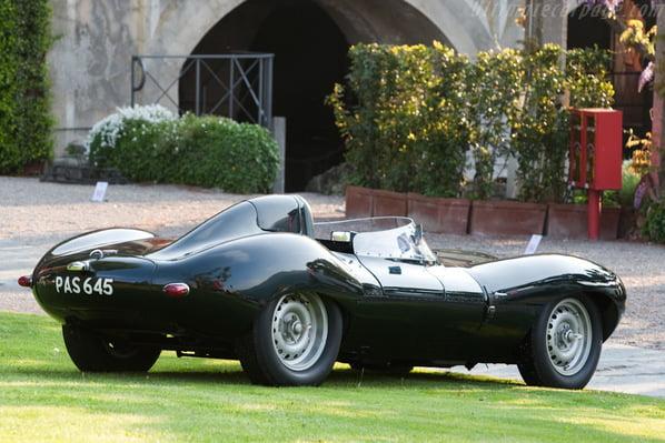Jaguar D-Type Short Nose