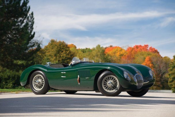 Jaguar XK120 C-Type