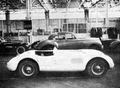 Jaguar XK120C