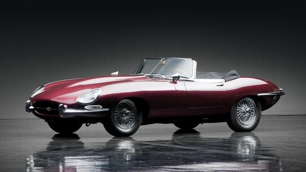 Родстер Jaguar - Jaguar E-Type
