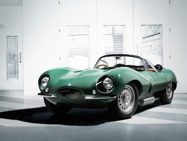 Родстер Ягуар - Jaguar XKSS
