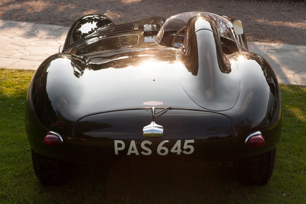 Serial Jaguar D-Type Short Nose