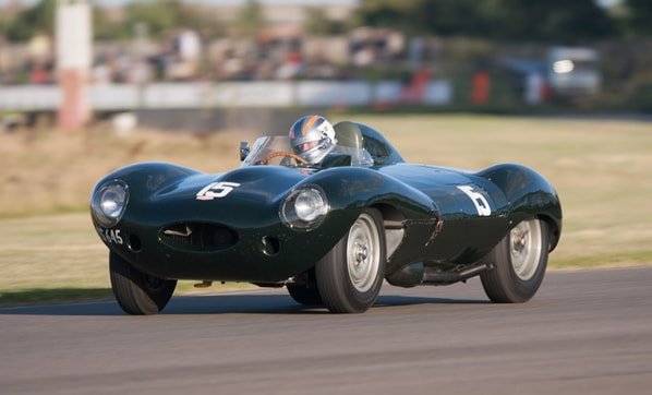 Serial Jaguar D-Type (Short Nose)