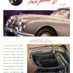 Jaguar Mk 1 2.4 Litre brochure 1956