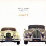 Jaguar Mk 1, Mk IX USA brochure 1959