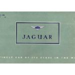 Jaguar Mk VIII catalogue 1957