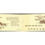 Jaguar USA small brochure 1958
