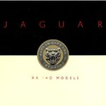 Jaguar XK140 brochure 1955