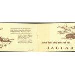 Jaguar XKSS USA small brochure 1958