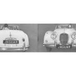 Jaguar catalogue 1958