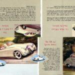 Jaguar range Mini 1959