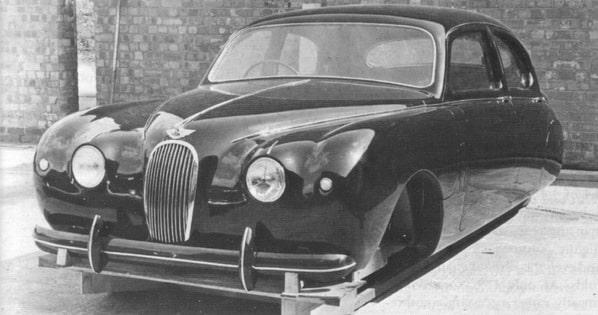 Jaguar Mark 1 prototype
