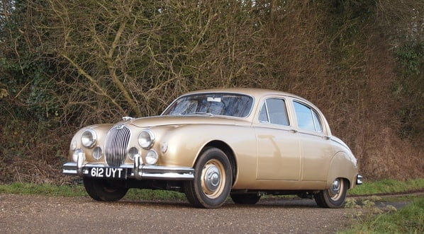 Jaguar Mk 1 (Mark 1)