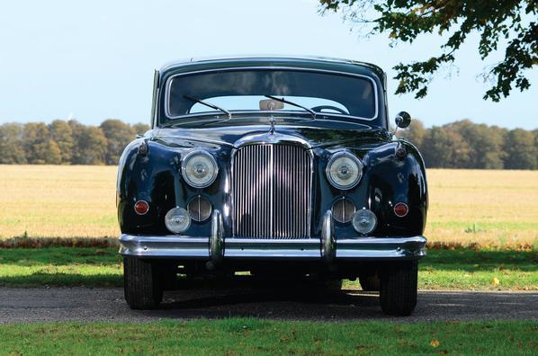 Jaguar Mk 8