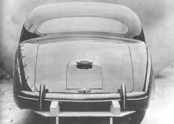Jaguar Mk I prototype