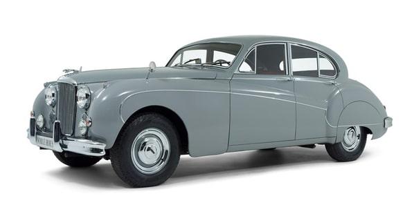 Jaguar Mk IX (Mark IX)