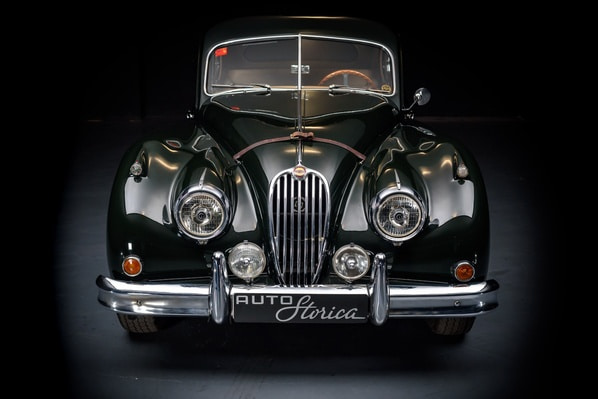 Jaguar XK140 2-3 Seater Hard Top