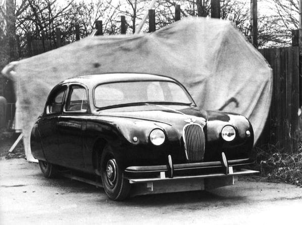Прототип Jaguar Mk 1