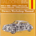 Jaguar MK1, MK2, 240, 340 - Owner Workshop Manual