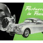 Jaguar XK150 Disk Brakes 1957