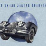 Jaguar XK150 brochure 1958