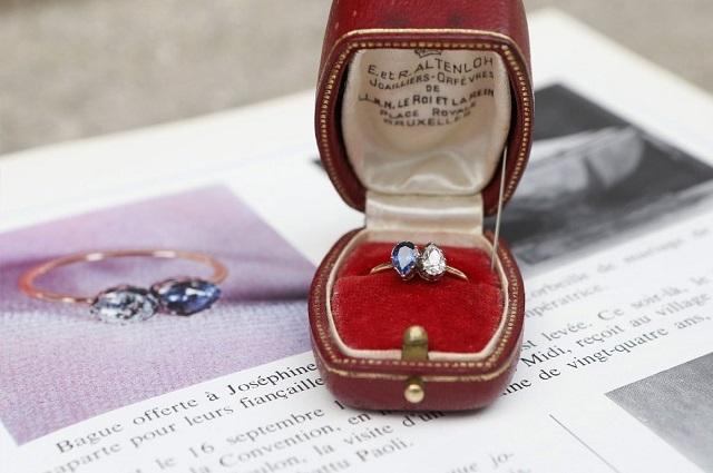 Обручальное кольцо Жозефины Бонапарт