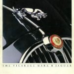 The Vicarage Jaguar Mark 2 1986