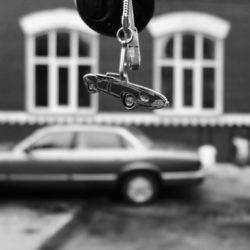Брелок к автомобилю Ягуар
