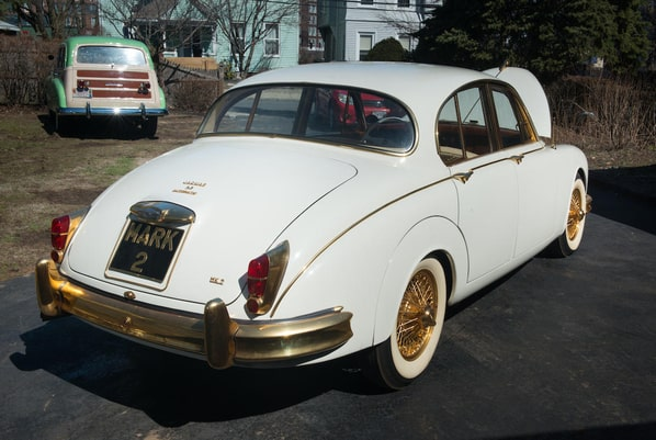 Gold Jaguar Mk 2