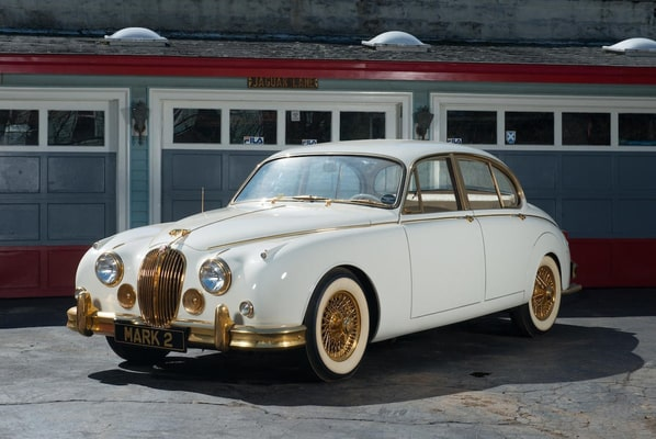 Golden Jaguar Mark 2