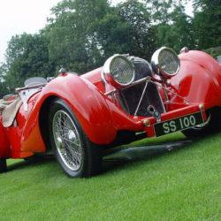 Jaguar 100 Iakov Saoutchik Roadster