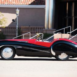 Jaguar 100 Van den Plas auto