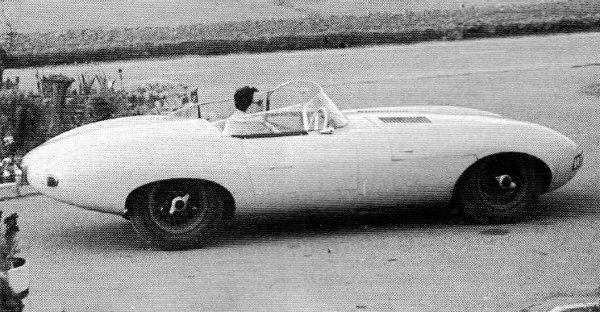 Jaguar E1A (E-type 1 Aluminium)