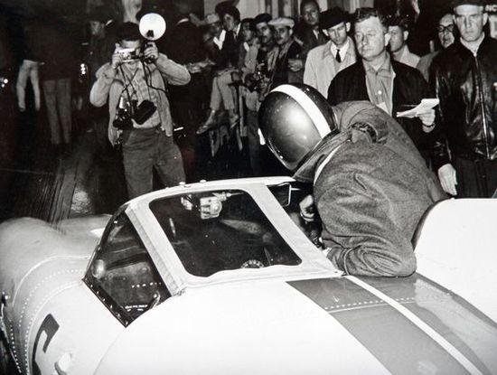 Jaguar E2A - Le Mans 1960