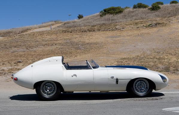 Jaguar E2A photo