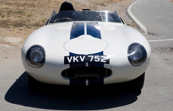 Jaguar E2A - VKV 752