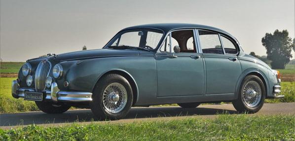 Jaguar Mk 2 (Mark 2)