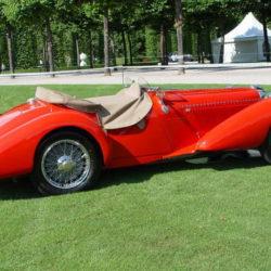 Jaguar Saoutchik Roadster