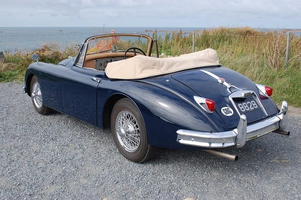 Jaguar XK150 Convertible