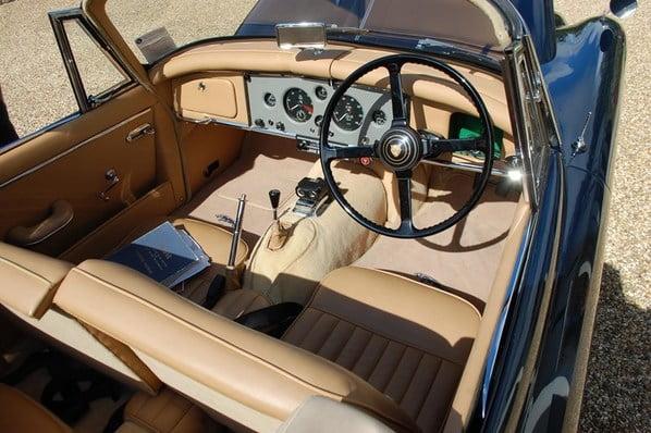 Jaguar XK150 DHC