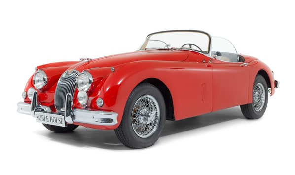Jaguar XK150 Open Two Seater