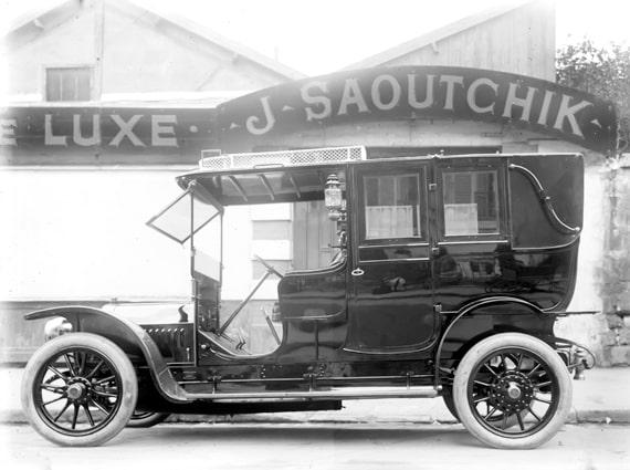 Jaques Saoutchik bodied 22CV Berliet - 1907