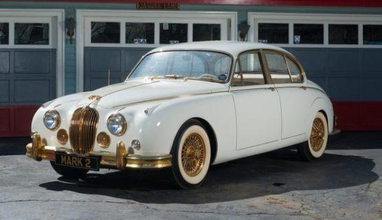 Золотой Jaguar Mark 2 (The Golden Jaguar Mark 2)