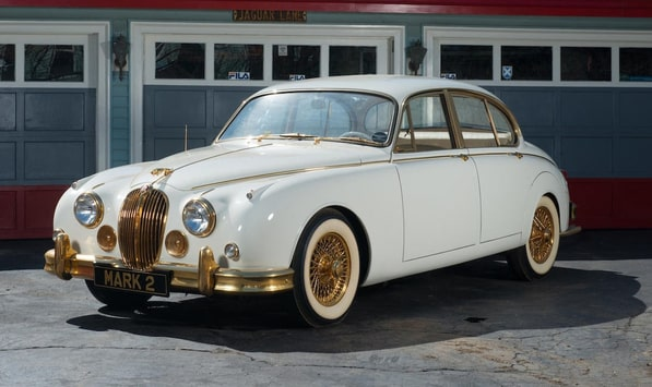 Золотой Jaguar Mark 2 (The Golden Jaguar Mark 2)