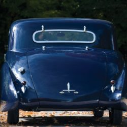 1938 SS Jaguar Coupe by Graber