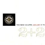 4.2 Litre Jaguar E-Type 2+2 broshure 1967