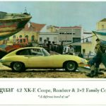 Jaguar 4.2 XK-E Coupe, Roadster and 2+2 Family Coupe (2 page) 1967