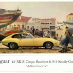 Jaguar 4.2 XK-E Coupe, Roadster and 2+2 Family Coupe (6 page) 1967